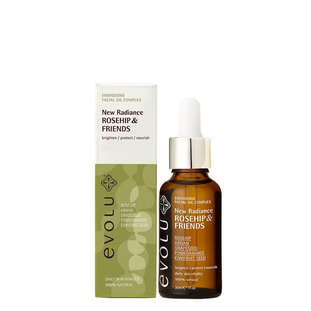 Evolu Rosehip & Friends Facial Oil Complex