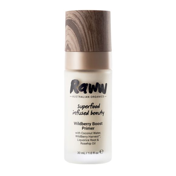 Raww Cosmetics Wildberry Boost Primer